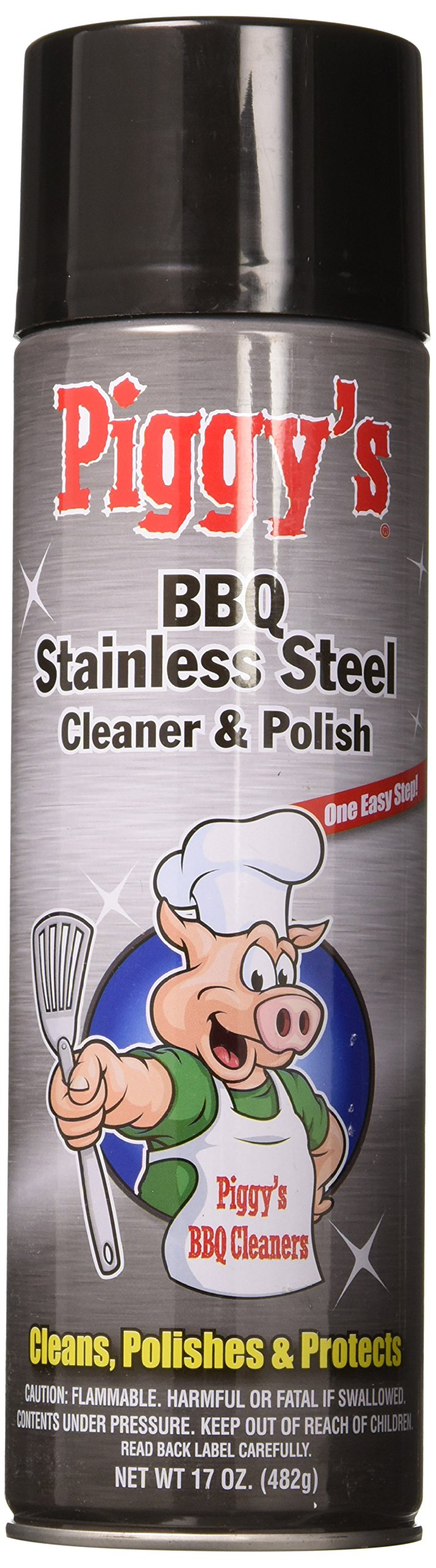Max Professional 3668 BBQ Stainless Steel Cleaner44; 19 oz.