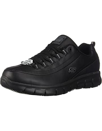 Womens Work and Safety Shoes |
