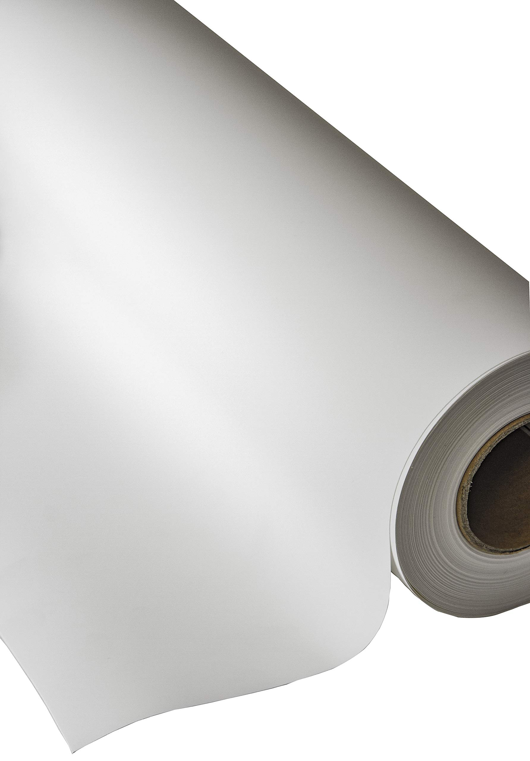 FastPlot Self Adhesive Polypropylene Banner 8 mil WP - 42'' x100FT - 2'' core by FastPlot (Image #3)