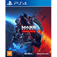 Mass Effect Legendary Edition - PlayStation 4