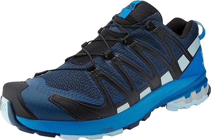Salomon XA Pro 3D v8, Zapatillas de Trail Running para Hombre: Amazon.es: Zapatos y complementos