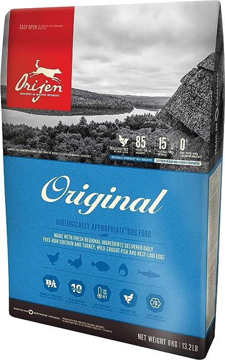 Top 10 Orijen Red Bag Dog Food