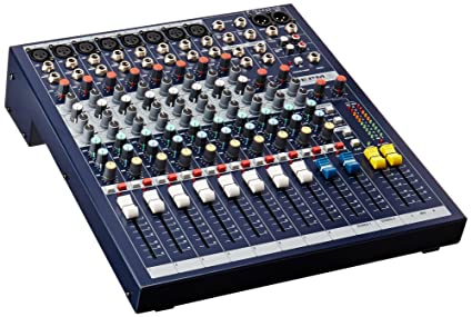 amazon multi-format Amazon.com: Soundcraft EPM8 8-Channel Multi-format Mixer: Musical ...