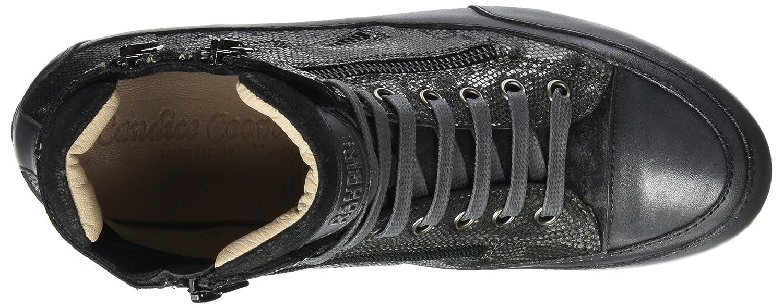 Candice Cooper Fish, scarpe da ginnastica a Collo Alto Donna Donna Donna 673696