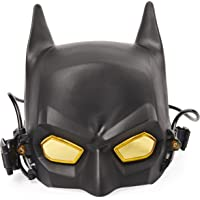 Batman Role-Play Tech Mask with Lights and Magnification Lens, for Kids Aged 4 and up