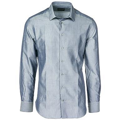 new concept bbd20 ff466 Emporio Armani Herrenhemd Hemd Herren Langarm Langarmhemd ...