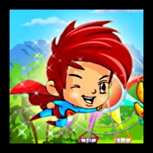 Jungle Kid Adventure Run (Fun Gams)