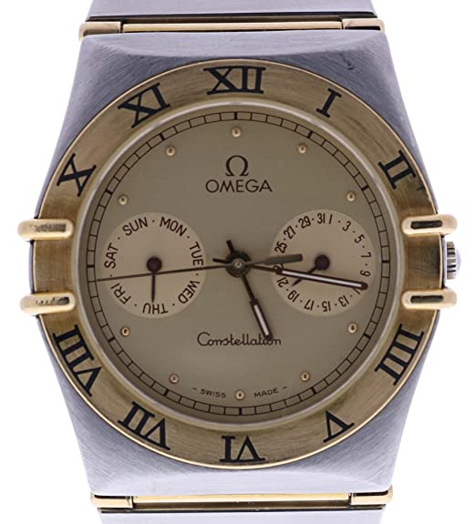 Omega Constellation swiss-quartz - Reloj 1448/431 (Certificado) de segunda mano: Omega: Amazon.es: Relojes