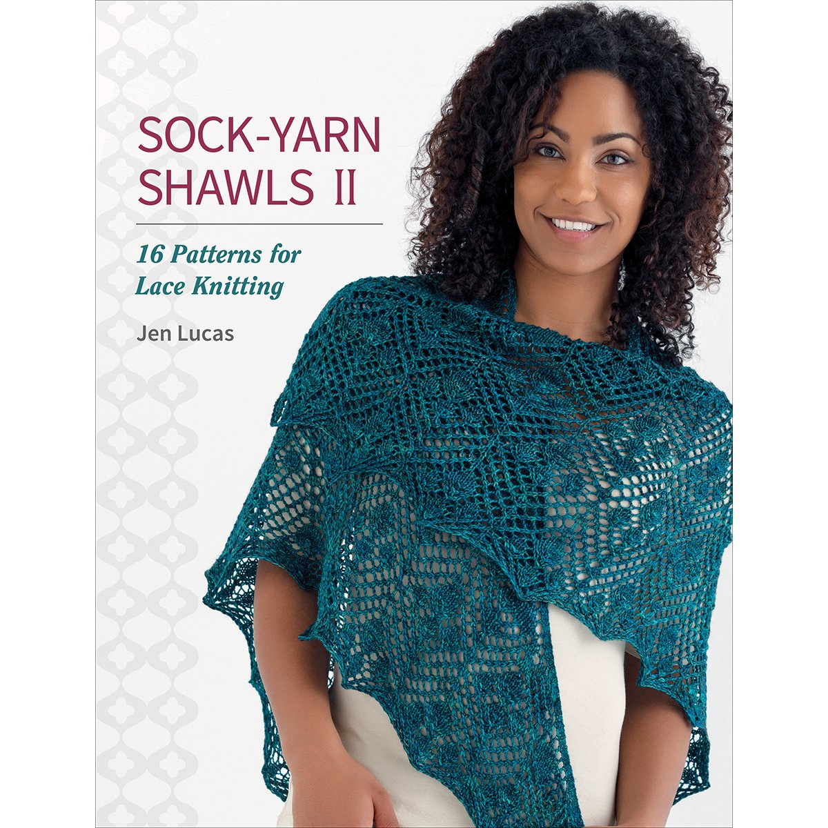 Martingale Sock-Yarn Shawls II Book by Martingale