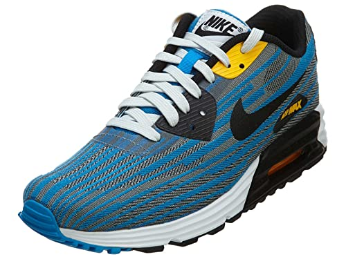 es suficiente batalla Artista  Buy Nike Air Max Lunar 90 Jacquard Multi Mens Trainers 11.5 US at Amazon.in