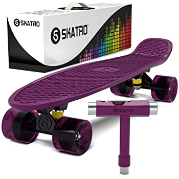 Skatro Mini Cruiser Skateboard