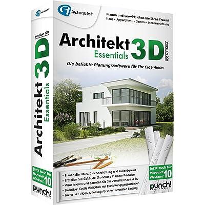 Avanquest Software Architekt 3D X8 Essentials