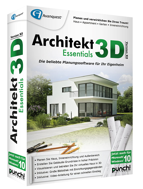 Inneneinrichtung 3d Planen Kostenlos Software: Architekt 3d