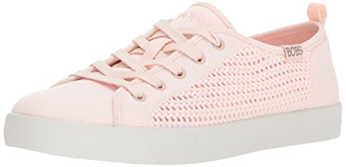 Bobs B-Loved-Spring Blossom, Zapatillas para Mujer, Rosa (Light Pink), 37 EU Skechers