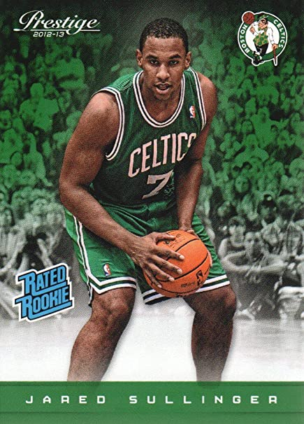 548d0e277e8 2012-13 Panini NBA Starting Five Basketball  12 Jared Sullinger Boston  Celtics at Amazon s Sports Collectibles Store