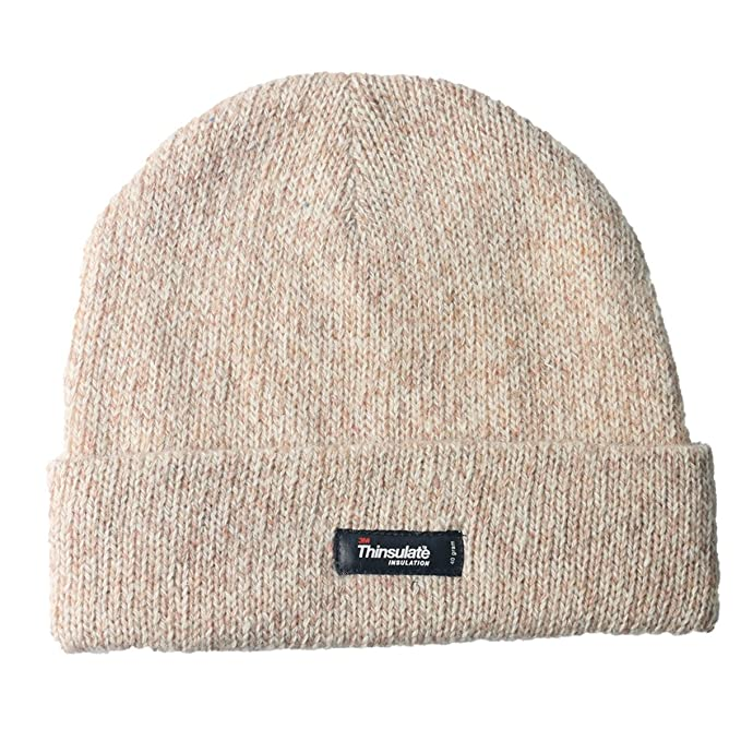 a1def35bbef1d Image Unavailable. Image not available for. Color  OODOOR Men s 3M  Thinsulate Knitted Winter hat