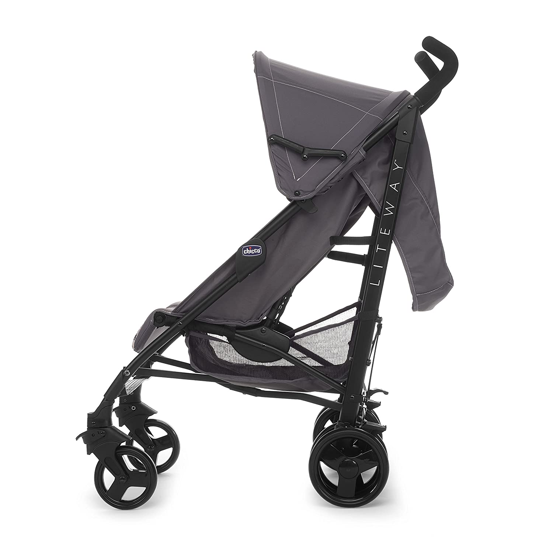 Chicco Liteway Complete Special Edition - Silla de paseo, color gris