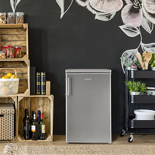 8 opinioni per Klarstein CoolZone 120 Eco • Combo Frigo e Freezer • Volume totale 118 Litri •