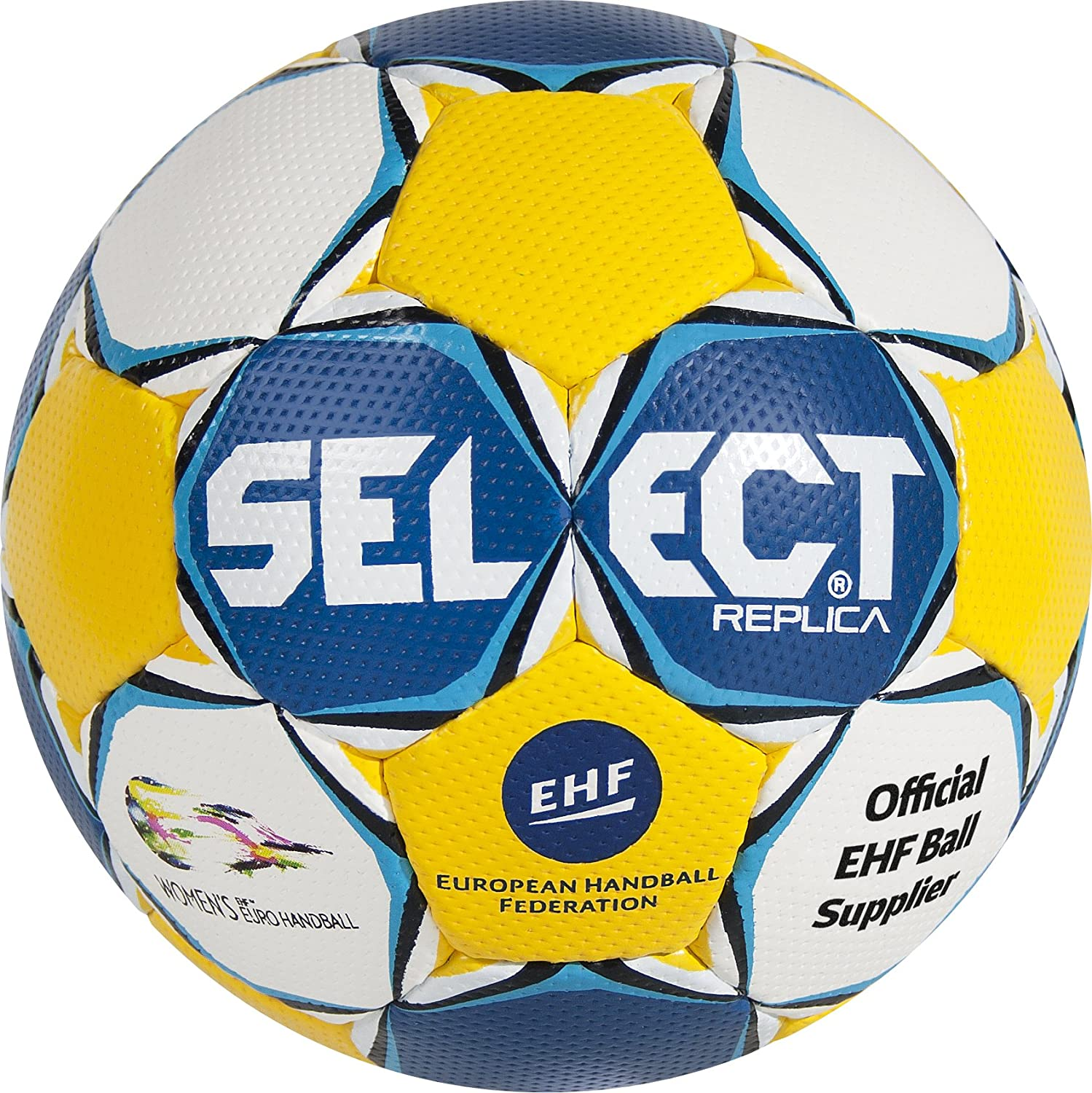 Select Ultimate Replica Ballon de Handball EC pour Femme 413413481