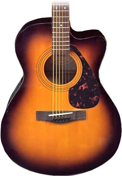 Yamaha F Serie fsx315 C concierto guitarra Cutaway Guitarra ...