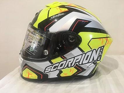 R/éplica Air Bautista Scorpion Exo-R1 Air Bautista edici/ón limitada