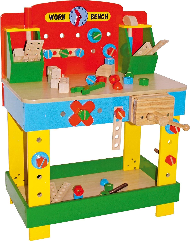 Furtwängler Werkbank Holz inklusive Kinderwerkzeug
