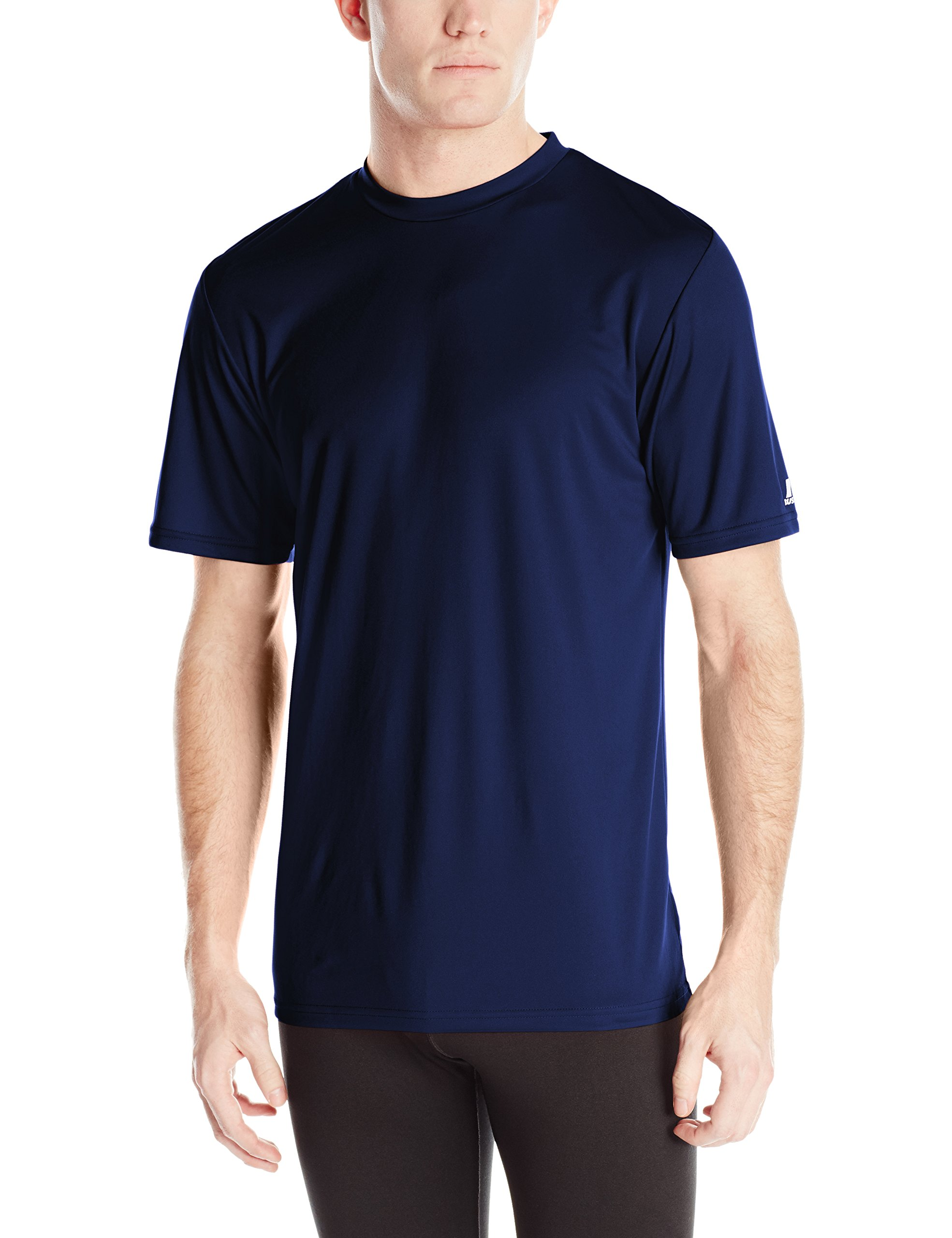 Russell Athletic Men's Performance T-Shirt, Navy, 3X-Large by Russell Athletic
