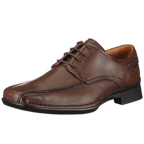 2590f6c65fce Clarks Falcon Air Walnut Leather 203385987070, Herren Klassische  Halbschuhe, braun, (Walnut Leather