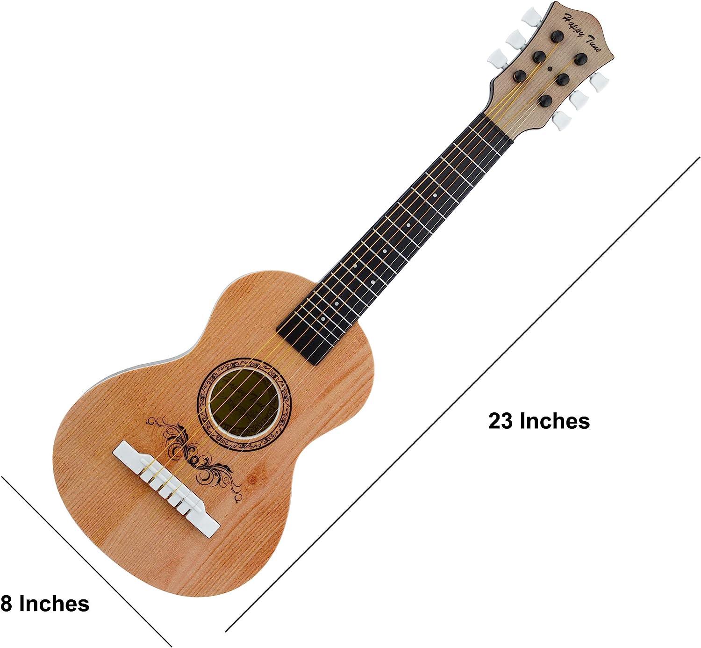 Happy Tune 6 de juguete para niños con Vibrant sonidos y Afinar ...