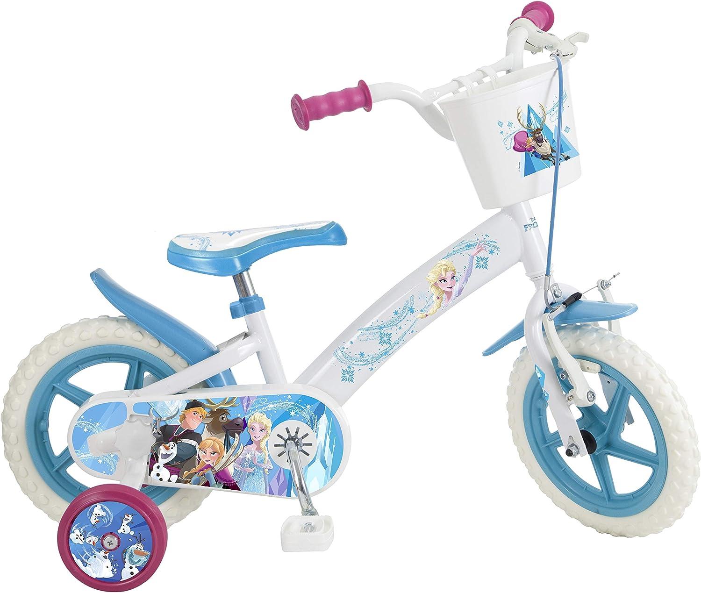 TOIMSA Disney Princess Frozen 680 EN71 - Bicicleta Infantil con ...