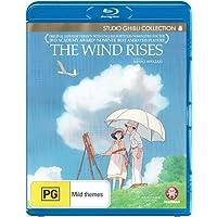 WIND RISES (BLU-RAY), THE