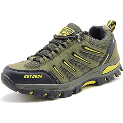 Amazon.com | BomKinta Men's Hiking Shoes Anti-Slip Lightweight Breathable Quick-Dry Trekking Shoes for Men | Hiking Shoes