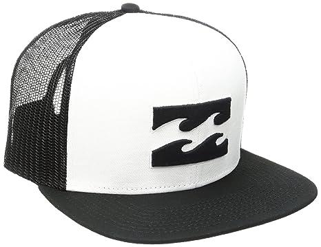 f35d07895a1 Amazon.com  Billabong Men s All Day Trucker Hat
