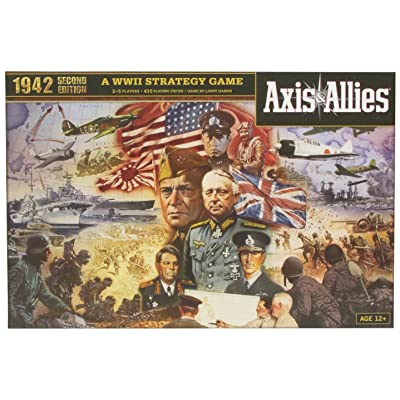 Axis & Allies 1942 Second Edition: Toys & Games