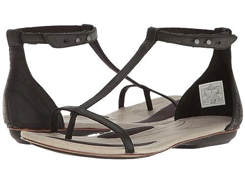 84aa64d95 Merrell Women s Solstice T-Strap Black Sandal  Amazon.ca  Shoes ...