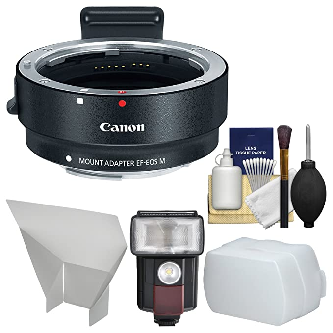 Review Canon EF-EOS M Mount