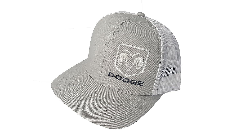 88ebbd79c Richardson 3D Puff Dodge Ram Logo Hat Cap Adult Adjustable Snapback ...