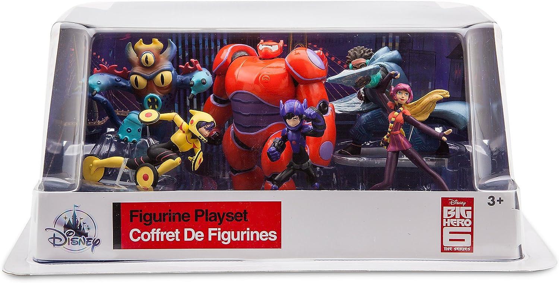 The Series Figure Play Set 461077693050 Disney Big Hero 6