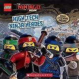 High-Tech Ninja Heroes (Lego The Ninjago Movie)