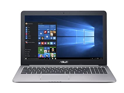 ASUS K501UX 15 6-inch Gaming Laptop (Intel Core i7 Processor, NVIDIA GTX  950M, 8GB RAM, 256GB SSD Hard Drive, Windows 10 (64 bit)), Black/Silver  Metal
