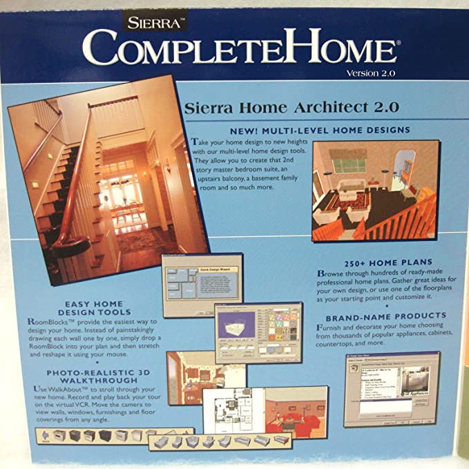 Sierra Complete Home Version 2 0