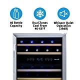 NewAir Built-In Wine Cooler and