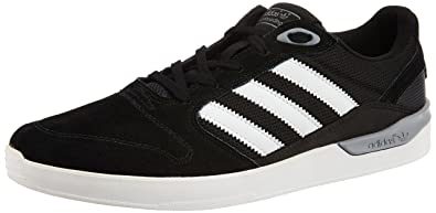 6e1b9b15d adidas Originals ZX Vulc Daily Mens Black Suede Trainers (UK 10 (44.5)