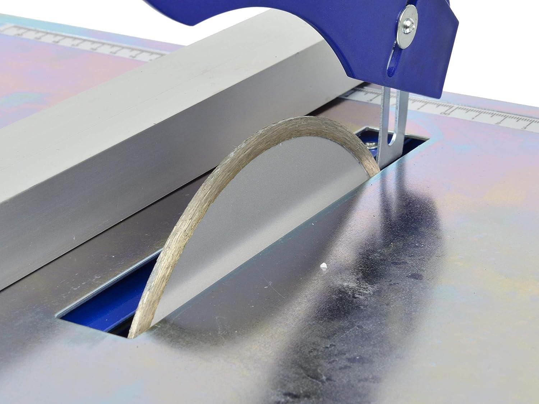Coupe Carrelage 0-45/° 2950RPM Coupe Carrelette /à eau Coupe-Carreaux avec Disque diamant/é 180mm Coupe Carrelage /Électrique Refroidi /à eau 600W