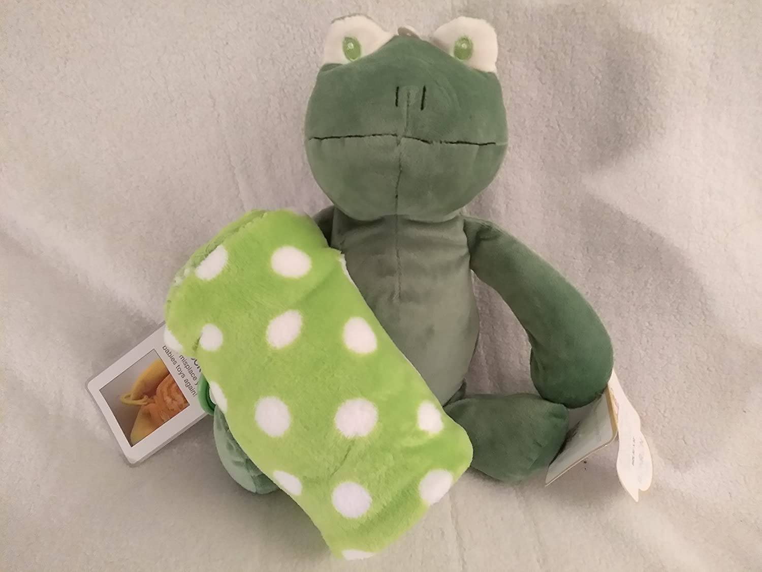 Snugly Baby Plush Frog 12