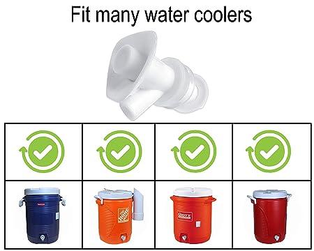 Amazon.com: Rubbermaid Gott - Enfriador de agua para válvula ...