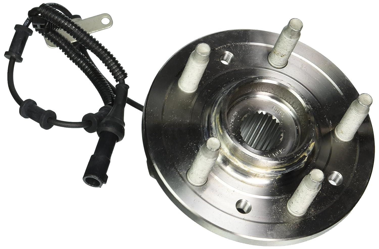 Timken HA590025 Axle Bearing and Hub Assembly