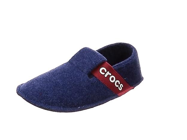 Crocs Classic Slipper Kids, Chaussons Mules Mixte Enfant