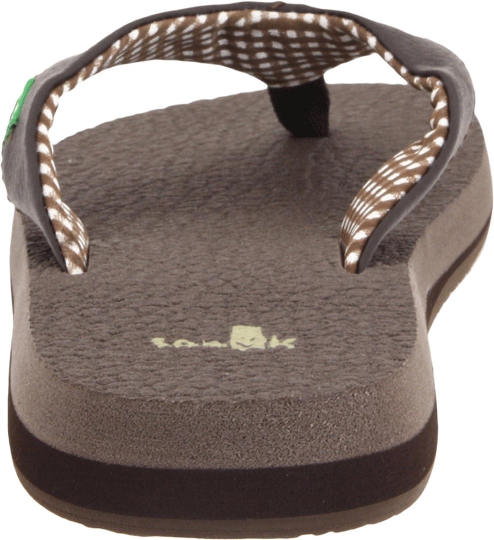 Sanuk Yoga Mat Damen Zehentrenner Zehentrenner Zehentrenner ed9508