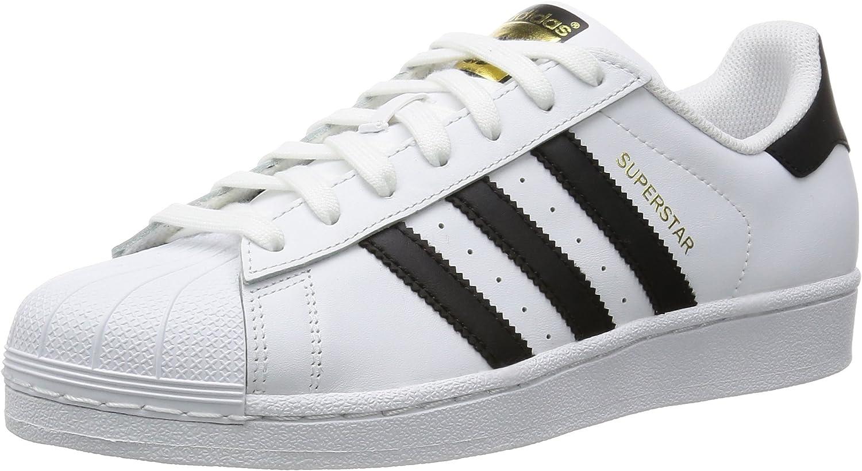 adidas Superstar W, Chaussures de Sport Femme